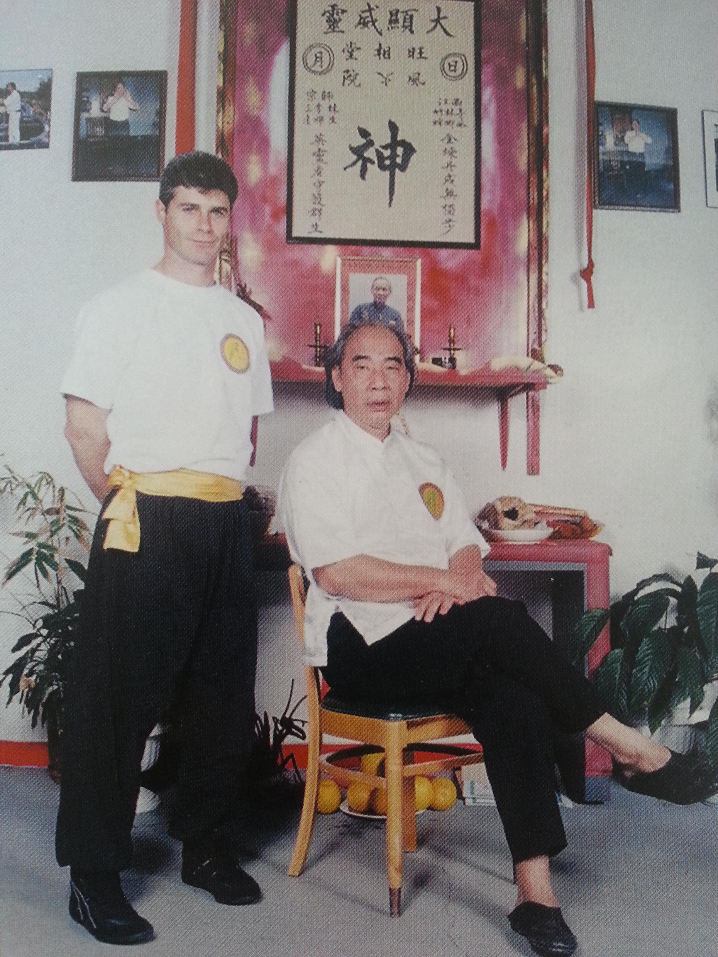 sifu - Sapir Tal - self defense classes - kung fu training