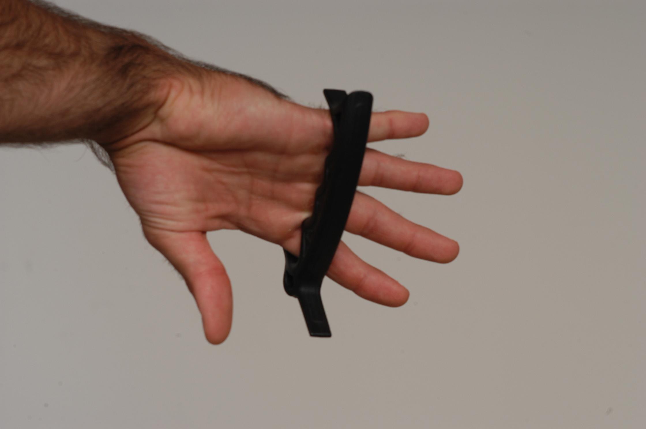 Spikey Open grip