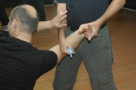 Self defense methods with spikey