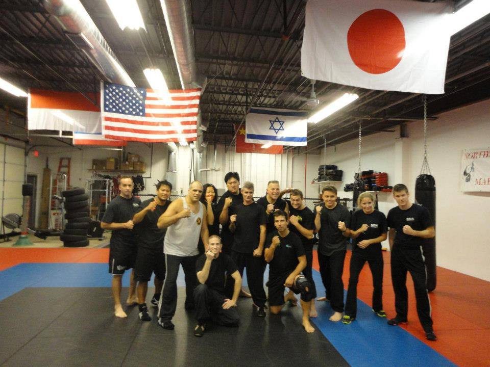 Spikey in Chicago - self defense lessons