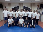 Avi Nardia self defense techniques on the ground, Hosted by Sifu Sapir Tal