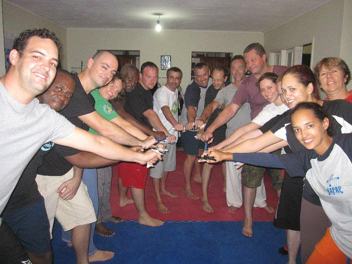 Spikey course in the Usa - self defense lessons